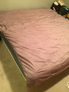 A king size mattress   Peterborough Peterborough Area image 2