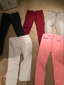 For sale jeans and capris