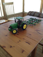 1/16 Tractor and disc