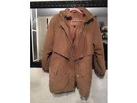 Five coats/jackets