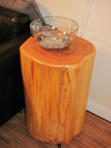Tree tables by famous Deep Forest furnishings Comox / Courtenay / Cumberland Comox Valley Area image 9