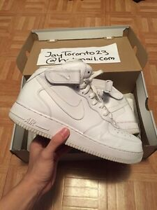 Air Force 1 mid size 12