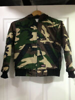 Dickies Camo Lined Jacket - Size 6-7