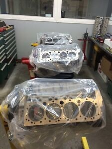 Block and Cylinder head rebuilding services