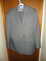 Charlton Grey Suit- Bought in UK- worn once