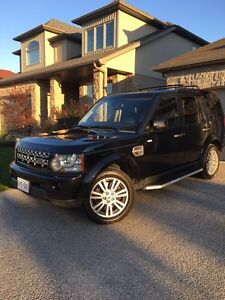 2011 Land Rover LR4 HSE Lux SUV, Crossover