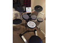 Roland HD3 V Drums Electronic Drum kit & PM03 amplifier