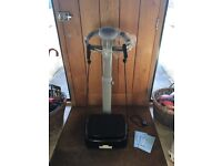 Vibration plate - Vibrapower 9236 - never been used
