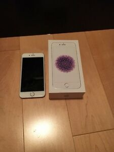 IPhone 6  Bell 16GB used 3 months like NEW!