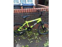 BMX flite bike 20 inches