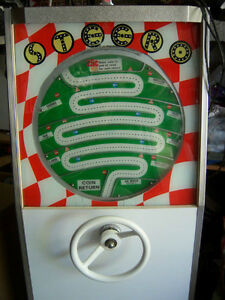 Old Arcade Carnival Pinball Game Machine for Sale or Trade Windsor Region Ontario image 3