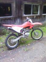Honda CRF 150 2006