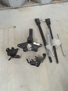 Stabilizer hitch