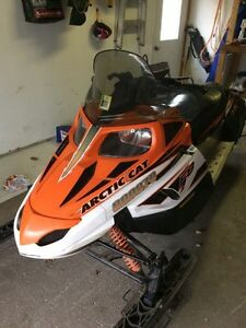 2008 Arctic Cat F8 LXR LOW KM Kitchener / Waterloo Kitchener Area image 1