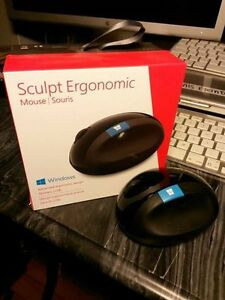 Microsoft Sculp Ergonomic mouse