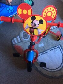 10 inch Mickey bike