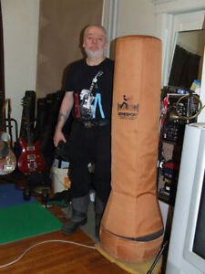 martial arts standing kicking bag