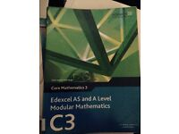 EDEXCEL AS & A Level Mathematics Book