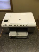 Used HP Photosmart C5580 All-in-One Printer