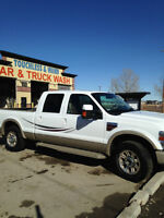 2008 Ford F-350 King Ranch Pickup Truck - STRATHMORE