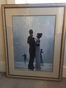 Jack Vettriano Large Framed Print
