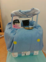 """""""Diaper Dune-Buggy (beach car)"""" Unique Baby Shower Gift"""