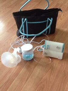 The first years electric breast pump