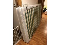 Double mattress from spare room