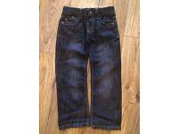 BNWOT boys jeans 4-5 yrs