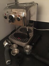 Used DUALIT D3IN1SS 3-in-1 Coffee Machine – Stainless Steel