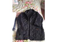 Boys age 14/15 Barbour coat