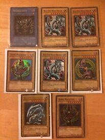 Rare yu gi oh cards