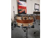"""Liberty Drums 14x8"""" Custom Snare -42% of RRP"""