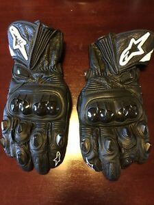 ALPINESTARS GP PLUS RIDING GLOVES St. John's Newfoundland image 2