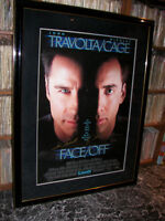 One Sheet Movie Poster - Matted, Framed and Autographed!