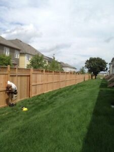 Fence contractor looking for sub work