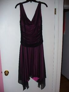 Le Chateau dress (medium)