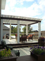 Better Built Contracting - Book your fence and/or deck today!