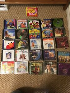25 Kids Audio CD's only $5 - Need it gone today!