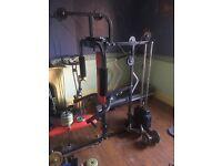 Gym equipment bundle
