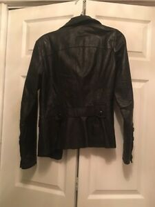 Ladies leather jacket xs  St. John's Newfoundland image 2