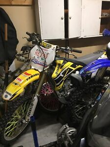 2007 Yamaha Yz 450 f special edition