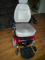 Jet 2 Ultra Electric Wheelchair