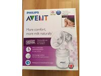 Philips Avent Manual breast pump. Unopened
