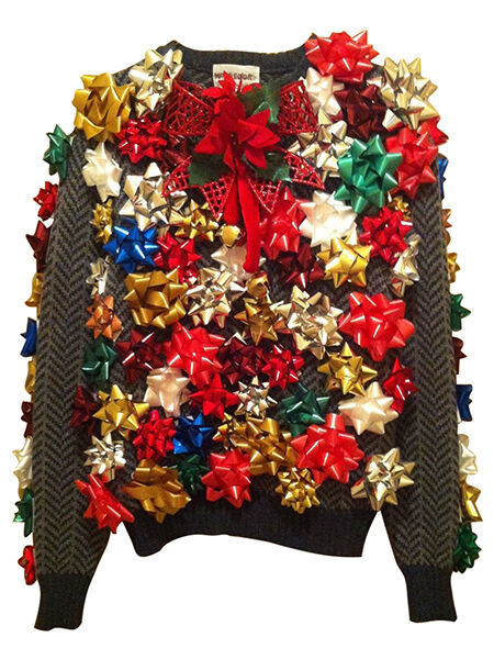 Out-Ugly Everyone Else's Ugly Christmas Sweater