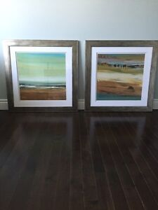 Beautiful watercolour prints and frames  West Island Greater Montréal image 1
