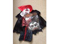 Halloween vampire fancy dress NEW