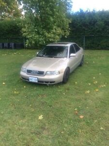 1998 Audi for sale or trade !