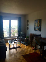 3 1/2 Plateau apartment for rent $873/ month for August 1st 2015