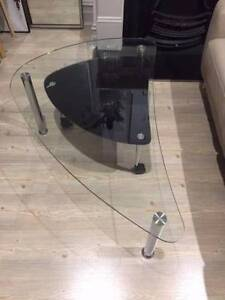 Tempered Glass Coffee Table - As Good As New Redfern Inner Sydney Preview